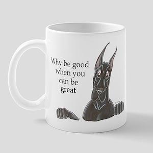 CBlk Why be Mug