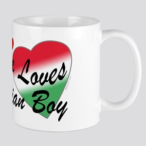 Loves an Italian Boy Mug