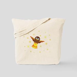Rocket Owl Tote Bag