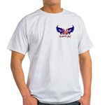 In God we trust heart flag Light T-Shirt