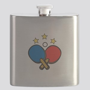 Table Tennis Flask