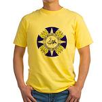 USS MILLER Yellow T-Shirt