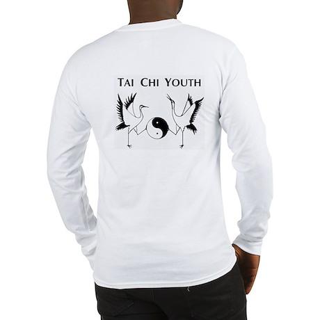 TCY Push Hands Long Sleeve Shirt