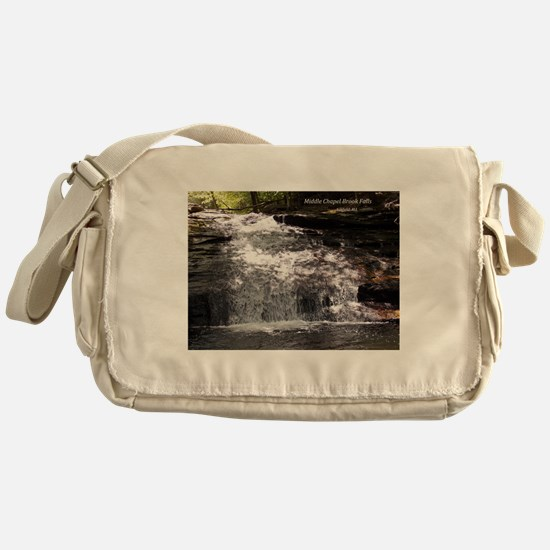Middle Chapel Brook Falls Messenger Bag