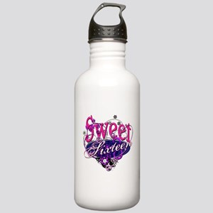 Sweet 16 Birthday Stainless Water Bottle 1.0L
