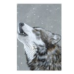 Snow Song: Postcards (Package of 8)