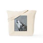Snow Song: Tote Bag