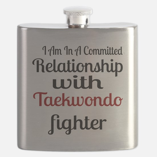 Relationship With Taekwondo Fighter Flask
