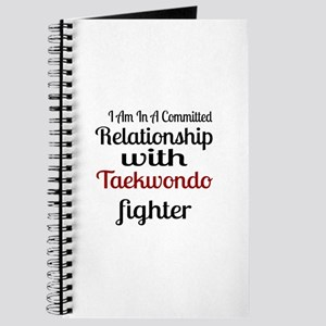 Relationship With Taekwondo Fighter Journal