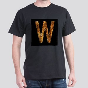 Typo Letter W T-Shirt