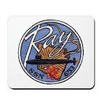 USS RAY Mousepad