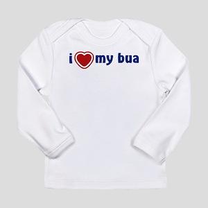 I LOVE MY BUA.v1 Long Sleeve T-Shirt