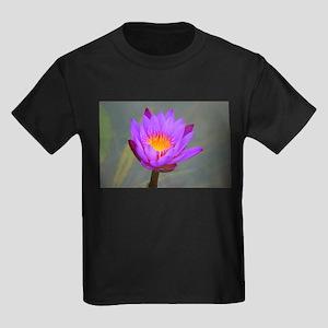 Purple Lotus Flower T-Shirt