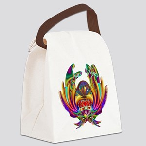 Vegas Queen 1 Canvas Lunch Bag