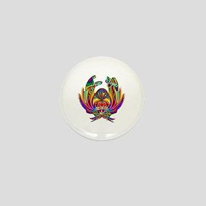 Vegas Queen 1 Mini Button