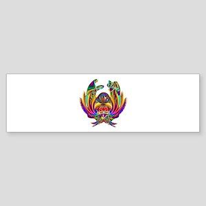Vegas Queen 1 (bumper) Bumper Sticker