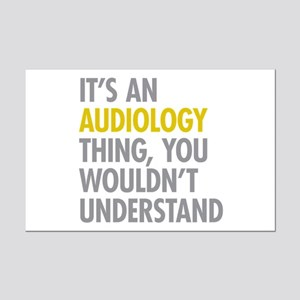 Its An Audiology Thing Mini Poster Print