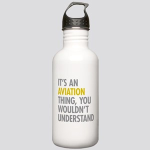 Its An Aviation Thing Stainless Water Bottle 1.0L