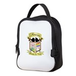 Crest Neoprene Lunch Bag
