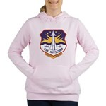 USS MITSCHER Women's Hooded Sweatshirt
