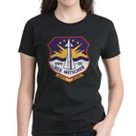 USS MITSCHER Women's Dark T-Shirt