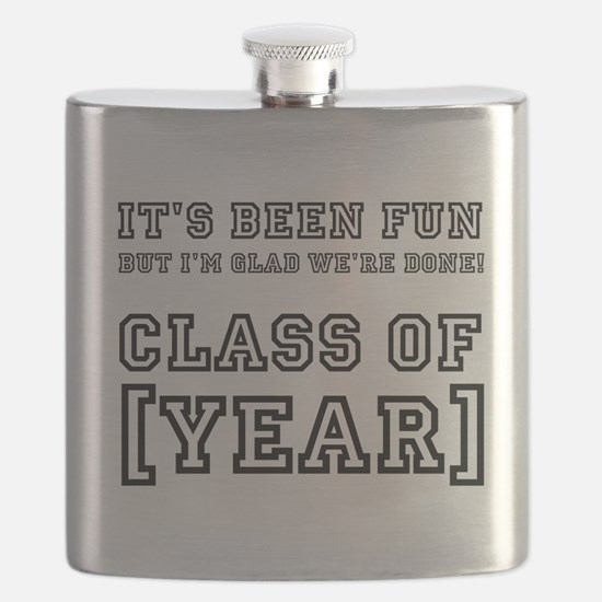 Graduation Year Personalize It! Flask