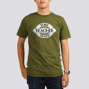 3rd Grade Teacher Organic Men's T-Shirt (dark)