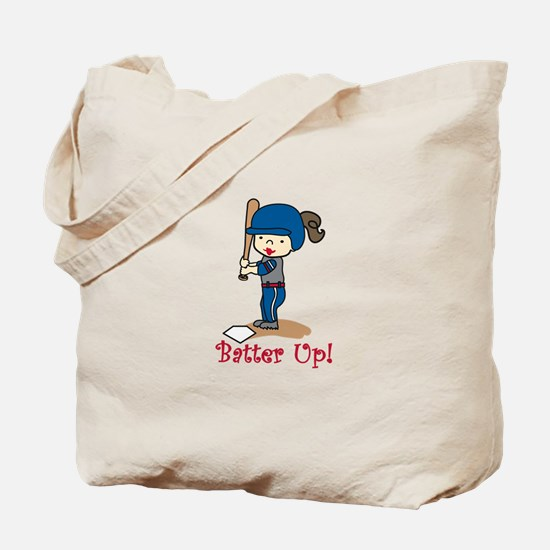 Batter Up! Tote Bag