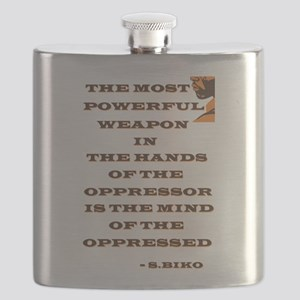 Civil Rights Flask