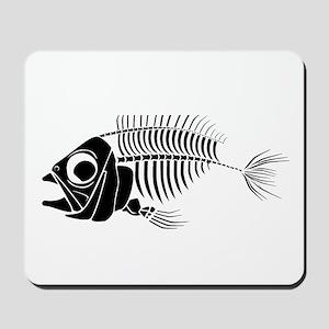 Boney Fish Mousepad