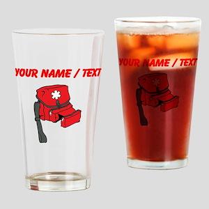 Custom Medical Kit Drinking Glass