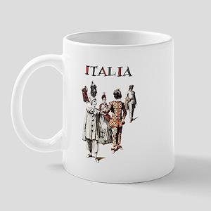Italia Harlequin Mug
