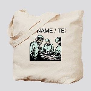 Custom Surgery Tote Bag