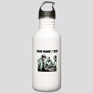Custom Surgery Water Bottle