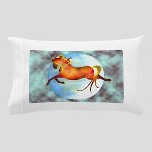 moon horse magnets 2 Pillow Case