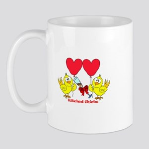 Hitched Chicks 2 Mug