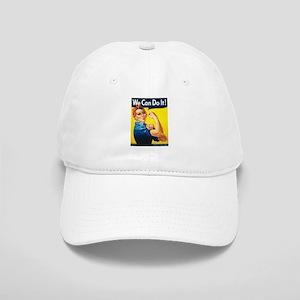 Rosie The Riveter Cap