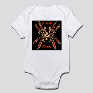 I Eat Flies! Infant Bodysuit