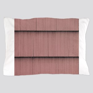 Mauve shingle image Pillow Case