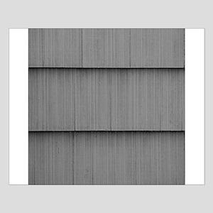 Grey shingle image Posters