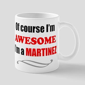 Martinez Awesome Family Mugs