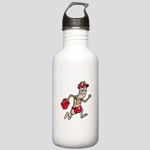 Bandage Paramedic Cartoon Water Bottle