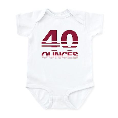 40oz. Infant Bodysuit