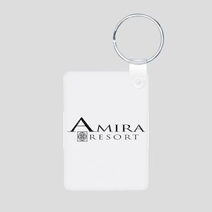 Amira Logo Keychains