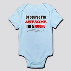 Moore Awesome Family Body Suit
