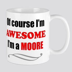 Moore Awesome Family Mugs