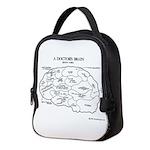 Doctor's Brain Neoprene Lunch Bag