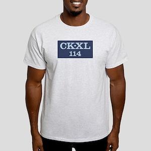 CKXL Calgary '68 -  Light T-Shirt