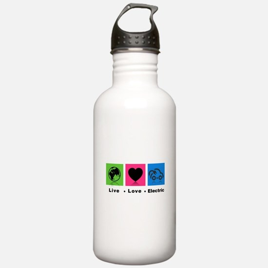 Live Love Electric Water Bottle