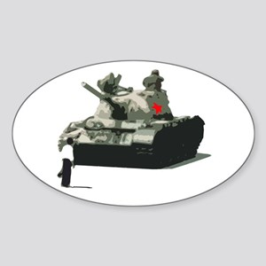 Hero of Tiananmen Square Sticker